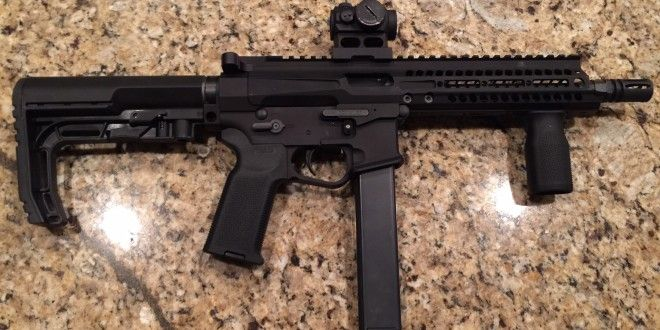 Semi-Automatic Pistol Selection