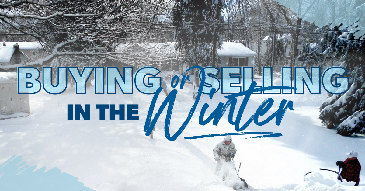 3 Simple Tips for Preparing a Home To Sell During the Winter